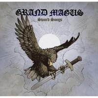 Grand Magus Sword Songs Album Cover Artwork