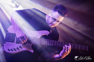 Plini on stage at UK Tech-Metal Fest 2016 8th July 2016