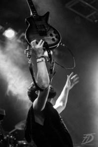 Fran Dignon Photo, Evil Scarecrow, Camden Rocks (1)