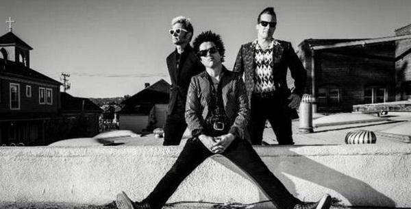Green Day Band Promo Photo