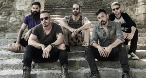 The Dillinger Escape Plan Band Promo Photo 2016