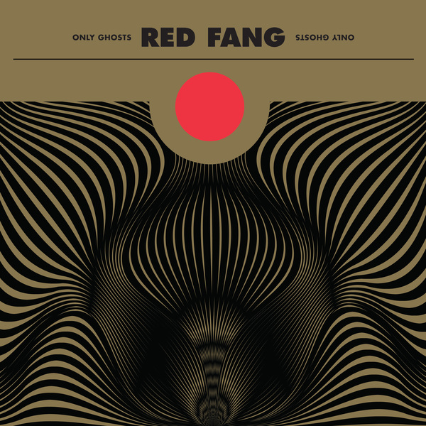 Red Fang Only Ghosts Album Cover Artwork