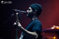Letlive live on stage at o2 Academy Brixton on 27th November 2016