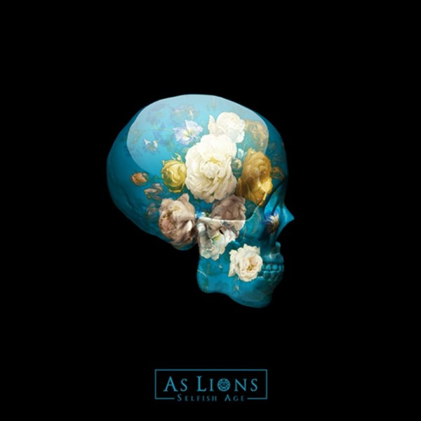 As Lions Selfish Age Album Artwork