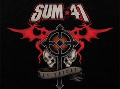 Sum 41 13 Voices Album Cover