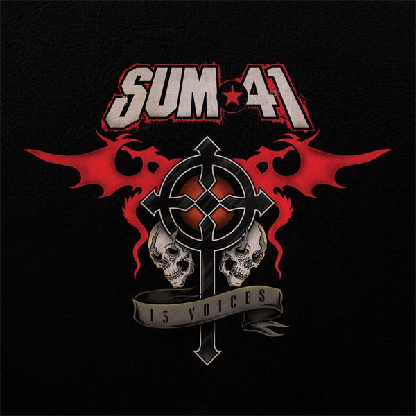 Sum 41 13 Voices Album Cover