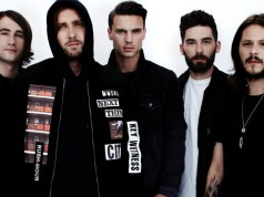 You Me At Six 2016 Promo Photo