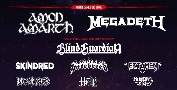 Bloodstock Festival 2017 Poster Header Image End Of Jan