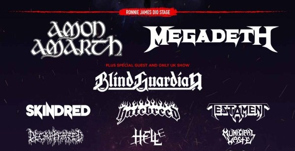 Bloodstock Festival 2017 Poster Header Image End Of Jan