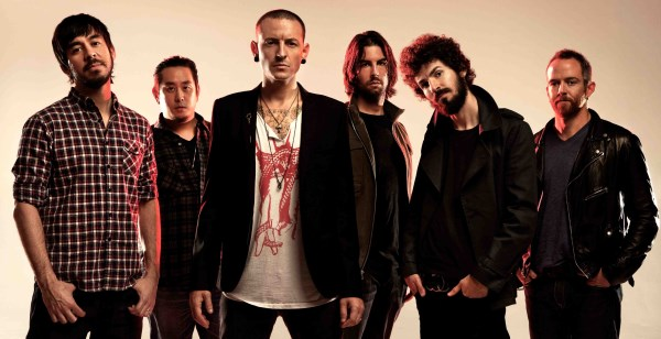 Linkin Park 2016 Promo Photo