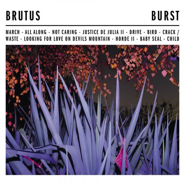 brutus-burst album cover artwork