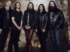 Dream Theater 2017 Promo Photo