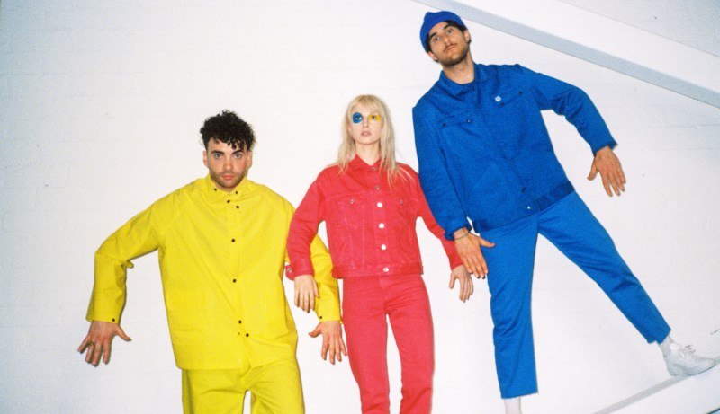 Paramore Make Colorful Return With