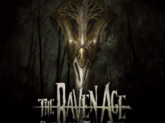 The Raven Age Darkness Will Rise Album Artwork