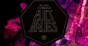 Blood Command Cult Drugs Album Artwork