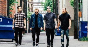 Shinedown 2017 Band Promo Photo