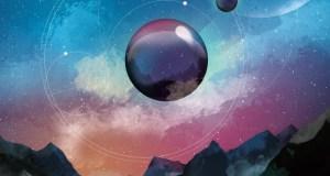Esprit D'air Constellations Album Cover Artwork