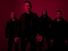 Trivium 2017 Band Promo Photo