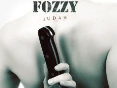 Fozzy Judas Album Artwork