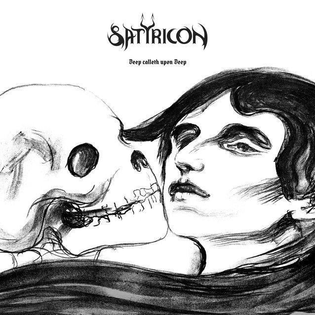 Satyricon - Deep Calleth Upon Deep Album Cover