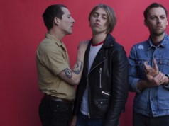 The Xcerts Band Promo Photo 2017