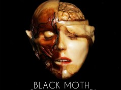 Black Moth Anatomical Venus Album Cover Artwork