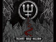 Watain - Trident Wolf Eclipse Album Cover Artwork