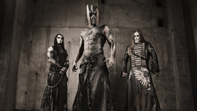 Behemoth Press Shot 2018