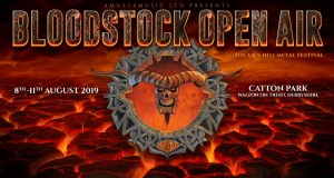 Bloodstock Open Air Festival 2019 Header