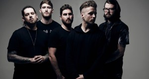 Bury Tomorrow 2018 Promo Photo