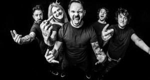 Those Damn Crows Band Promo Photo 2018
