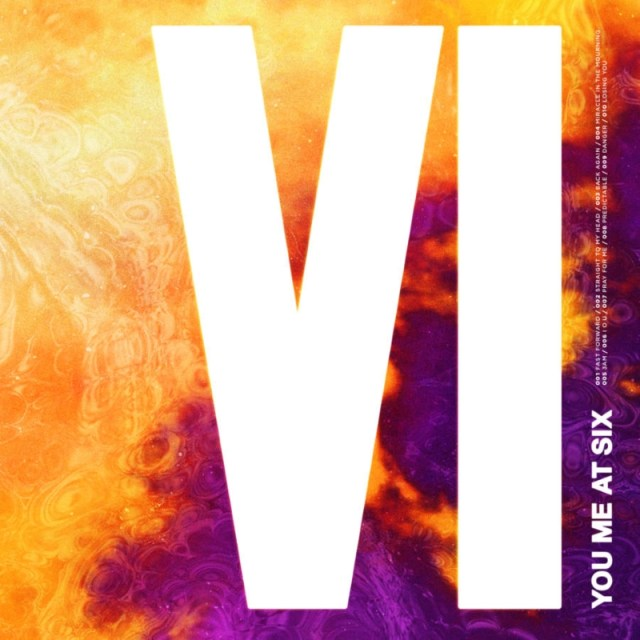 You Me At Six VI Album Cover