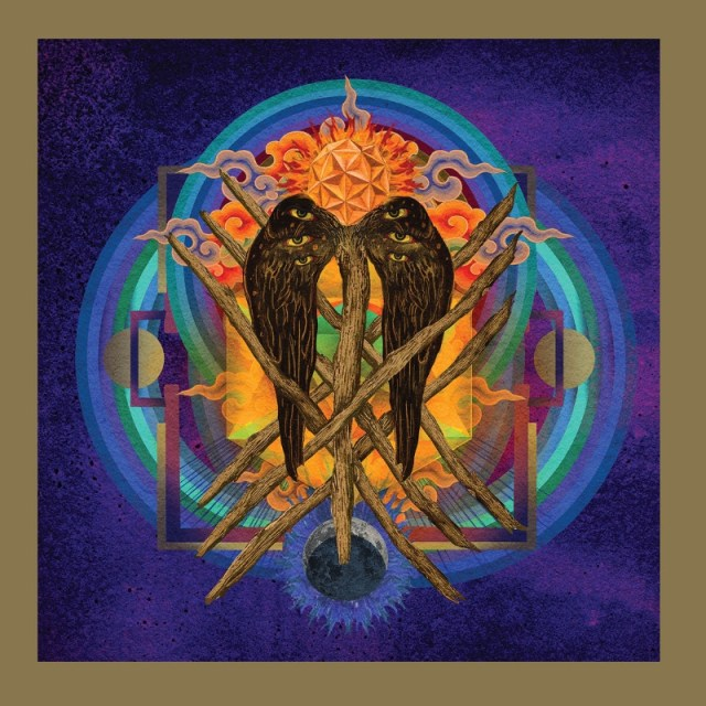 Yob - Our Raw Heart Album Cover
