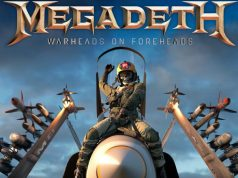 Megadeth Warheads On Foreheads Header Image