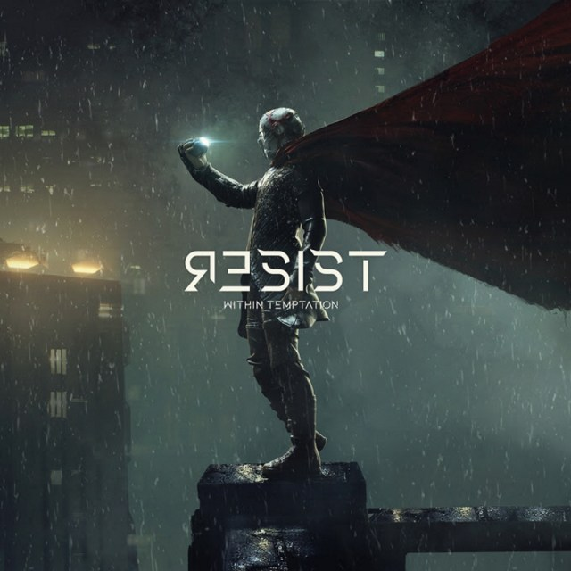 Within Temptation Resist Album Cover Artwork