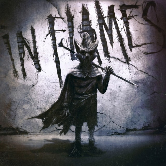 In Flames - I, The Mask Album Cover Artwork