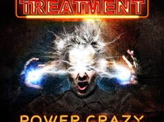 The Treatment - Power Crazy Album Cover