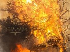 Inter Arma - Sulphur English Album Cover Artwork