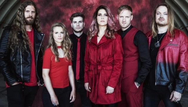 Delain Band Promo Photo June 2019