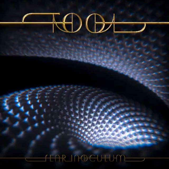 Tool - Fear Inoculum Album Cover