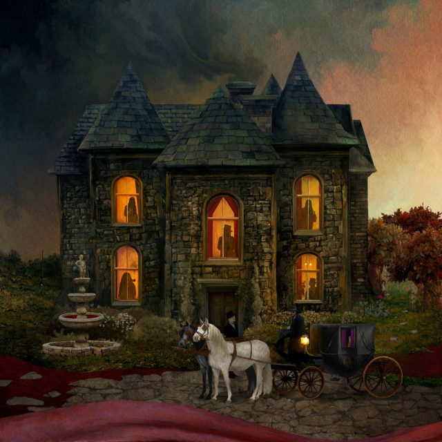 Opeth - In Cauda Venenum - Album Cover Artwork