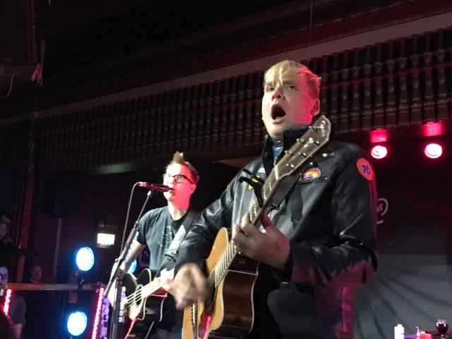 Blink-182 Acoustic Live At Pryzm in Kingston, 18th October 2019