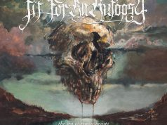Fit For An Autopsy - The Sea of Tragic Beasts Album Cover