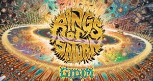 RIngs of Saturn Gidim Album Cover Artwork