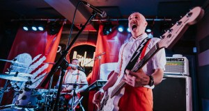 Jamie Lenman, The Portland Arms, Cambridge, 12th November 2019
