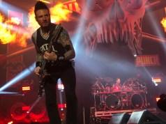 Jason Hook Five Finger Death Punch Wembley Arena Jan 31st 2020