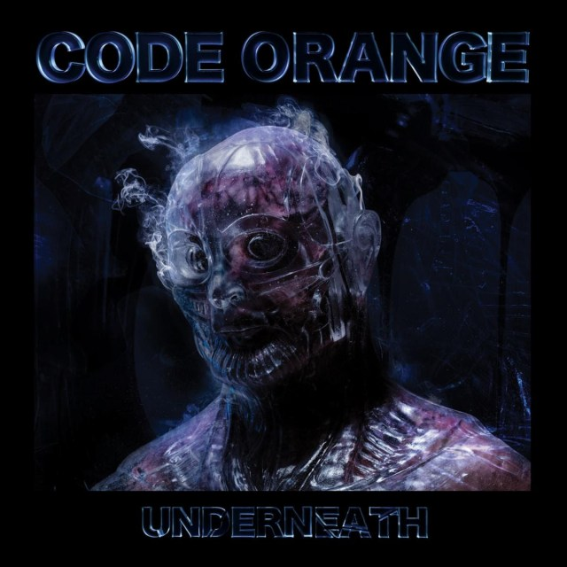 Code Orange - Underneath Album Cover Artwork