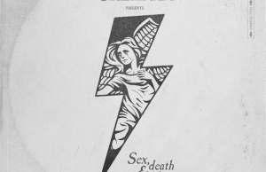 Creeper - Sex, Death & The Infinite Void Album Cover Artwork