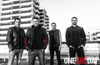 One Last Day Band Promo Photo January 2021