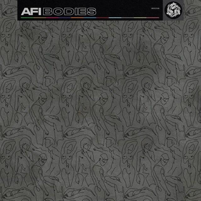 AFI - Bodies Album Cover Artwork